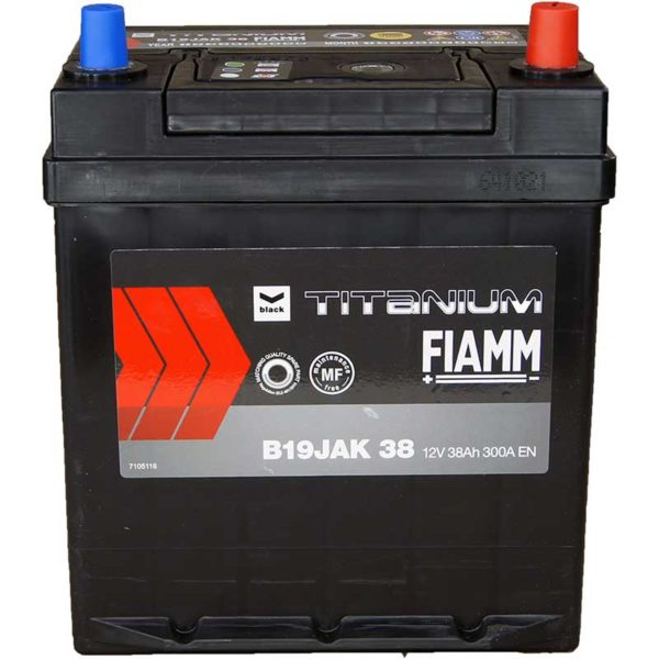 Batterie de démarrage 12v 38ah
