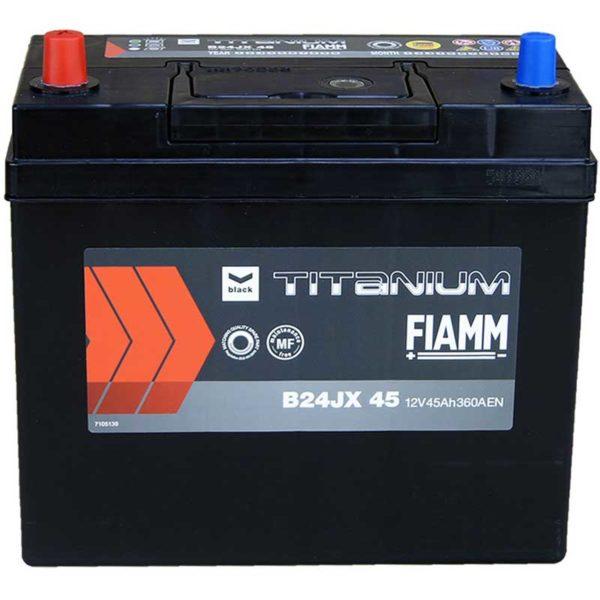 Batterie de démarrage 12v 45ah